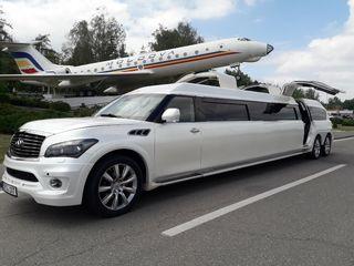 Hummer H2 tendem, Mega Infiniti qx56.Cadillac Escalade limuzine de la compania Limuzine-moldova.md