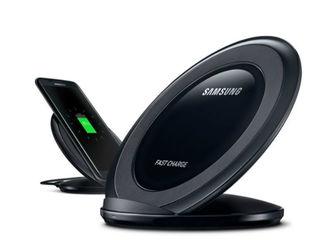 Incarcator fara fir qi wireless fast charger samsung itian nillkin беспроводная зарядка