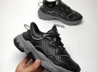 adidas ozweego J black-grey