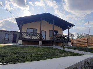 Продается уютный и экономичный дом возле Кишинева!