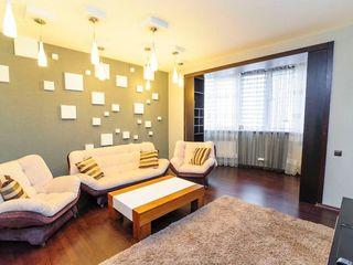 Сдается 2 комнатная квартира Буюканы с парковкой Новострой