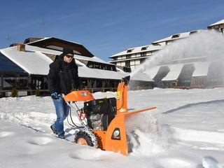 Снегоуборочные машины, freze de zapada. Бензиновые, електрические Posibil si in Rate