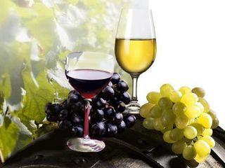 se vinde vin de poama lidie (capsuna)