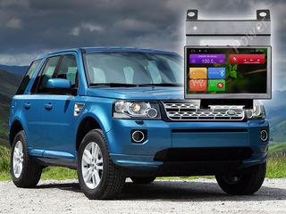 Магнитола Land Rover Freelander 2