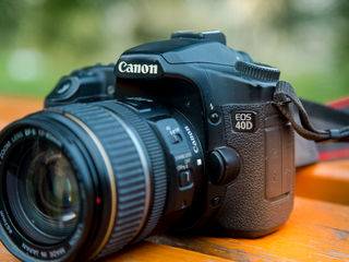 Canon 40D+4GB CF