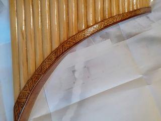 Nai nou de bambuc,flaut pearl pf-500 made in japan