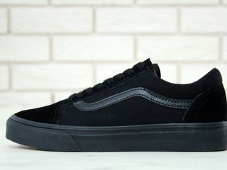 Vans Old Skool All Black Unisex