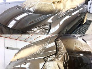 Высокий уровень покраски авто в итальянской камере!  Качественная рихтовка кузова и сварка пластика!