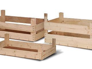 Lazi din lemn Деревянные ящики