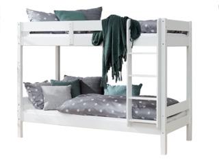 De ce să supraplăteşti! Alege patul etajat Ara din lemn!