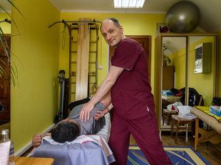 Кинезиотерапия - лечение движением