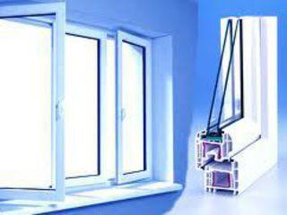 Ferestre si usi din PVC, Окна и двери ПВХ.