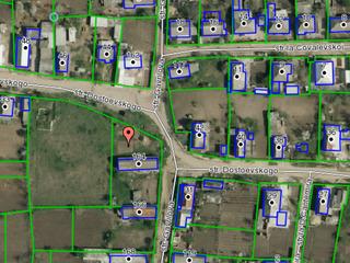 Продам земельный участок под строительство Комрат 12 соток