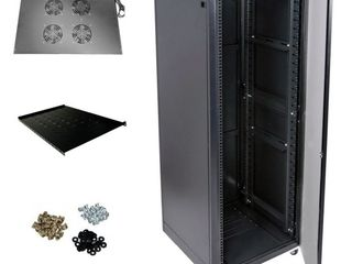 комплект мини серверной, автономный серверный шкаф