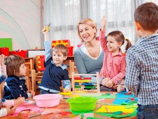 Требуется воспитатель в частный детский садик