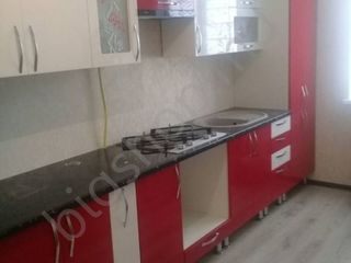 Bucatarie Big kitchen 3.6 m (Red and Black), cumpara in credit !