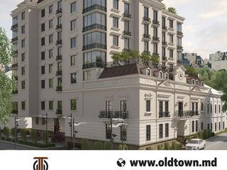 OLD TOWN RESIDENCE - spații comerciale și apartamente de lux în centrul Chișinăului