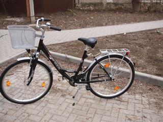 Alu-Rex  bicicleta germana pentru dame/pentru copii