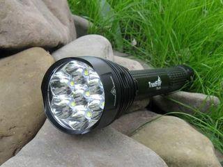Суперфонарь TrustFire 7x Cree XM-L T6. 8500 Lumen!