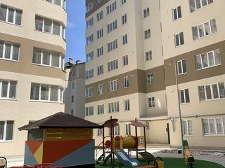 Apartament cu 2 odai + terasa dat în exploatare