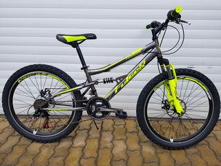 Новый Подростковый велосипед от 8 до 14 лет
