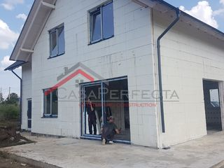 Прочнейший бетонный дом с повышенной теплоизоляцией