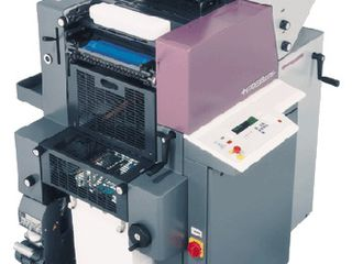 двухкрасочная печатная машина Heidelberg Quickmaster QM46-2