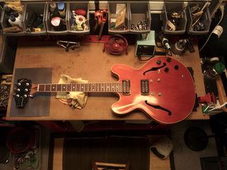 Ремонт гитар!!!