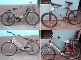 Biciclete noi si uzate