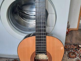 Классическая  гитара Hohner 1200 лей,Акустическая Гитара производитель Германия в идеальном состояни
