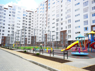 Vind apartment 2camere separate complex nou Greenpark Residence ,Buiucani!