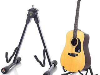 Stand bespeco - holder chitara / стэнд / стенд/ держатель для гитары - metal dur