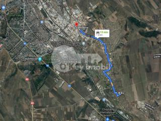 Teren cu destinație pentru construcții, 6.3 ari, s. Bîc, 6300 €
