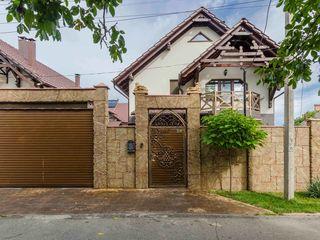 Ciocana, se vinde casă în sectorul 172 m.p. 3 ari, complet mobilată si utilată tehnic.