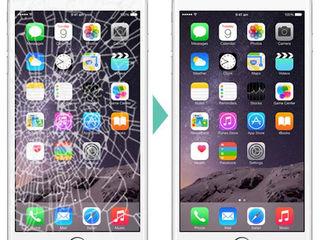 Schimbarea sticlei, displey, piese defectate, Deblocarea telefoanelor