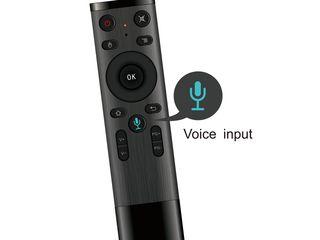 Air mouse Q5 / USB - 2.4G ----- Пульт управления (гироскоп + микрофон)