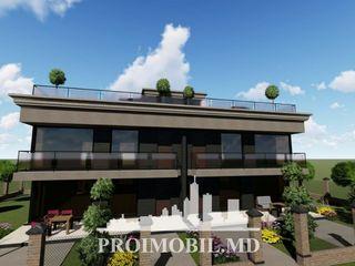 Cricova! Duplex - 3 camere, variantă albă, 170 mp + 3 ari!