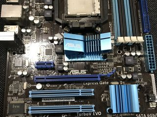 socket AM3 Asus M4A87TD/USB3 140W Cpu Support