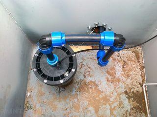 насосное оборудование в частных домах , монтаж скважинных насосов  pompe, hidrofor.
