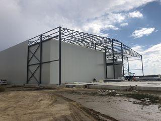 Construim obiecte industriale în Moldova