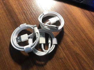 100% оригинальные Apple USB cable/зарядка новые,  доставка!
