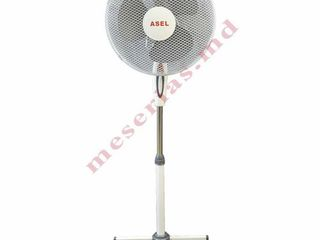 Ventilator de podea ASEL-45w la doar 270 lei/ livrare la domiciliu