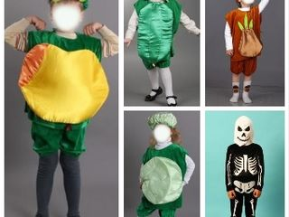 Новые костюмы (прокат/продажа)