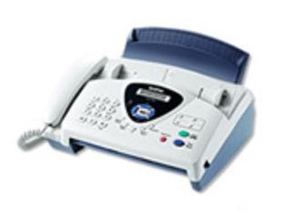 Brother fax - t94 хороший рабочий факс !