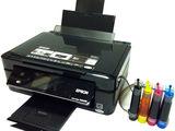 Cerneală Epson Canon HP картриджи ciss снпч sacc Чернилa Calitate Superioara