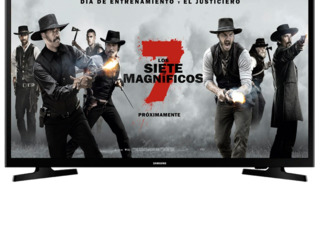 Телевизор Samsung UE32N5300AUXUA 32/ Full HD/ Smart TV/ Wi-Fi/ Черный