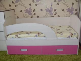 Детские, подростковые кроватки для мальчиков и девочек 1900 лей, есть в наличии!