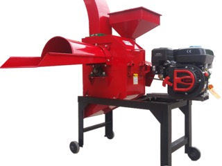 Tocator de furaje si cereale Ms - 400-24  ,Motor 7 CP, 1000 kg/ora,FlexMag -11650 Lei