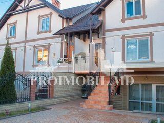 """Casă """"Town House"""", 3 nivele, reparație euro, Durlești!"""