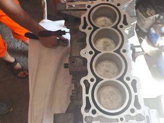Реставрация рулевых реек, ремонт двигателей.
